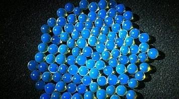 Голубой янтарь Доминиканы